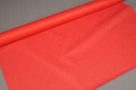 A032M9 Rouleau de papier mat rouge 80cm x 40m