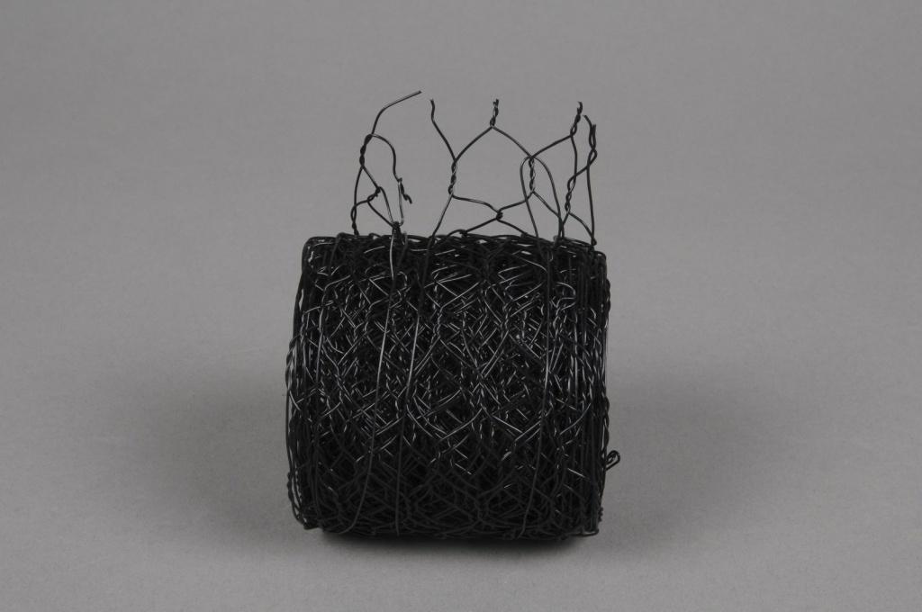 grillage deco excellent corbeille et panier mtallique u des musts absolus pour rendre le dcor. Black Bedroom Furniture Sets. Home Design Ideas