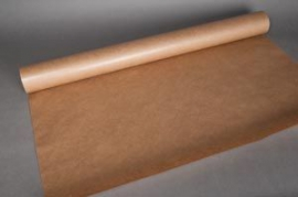 Roll of natural kraft paper 0,80x120cm
