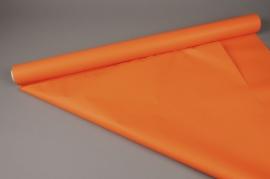 A255BD Rouleau papier mat orange 80cm x 40m