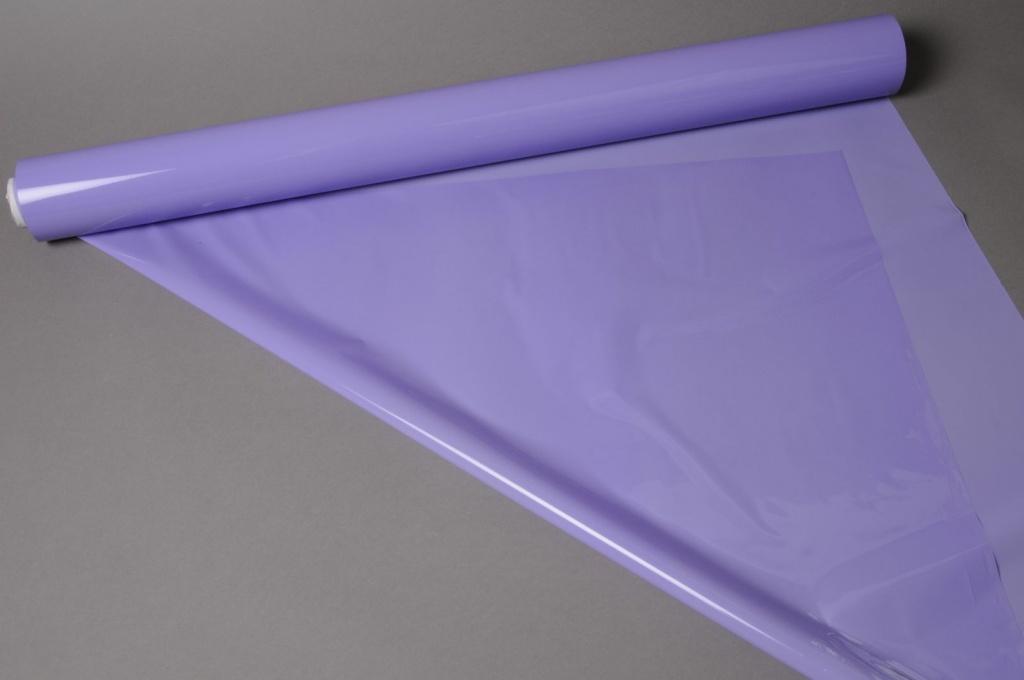A230BD Rouleau polypro lilas 0.70x50m