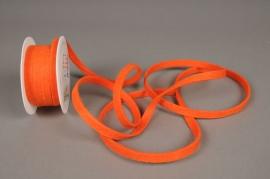 A209RE Ruban de feutrine orange 10mm x 5m