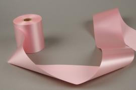 A026AI Pink bereavement ribbon 100mm x 50m
