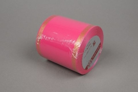 A061ZR Rubbon bereavement pink 100mmx50m