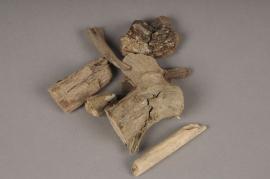 x014wg Sachet de bois flotté naturel 500gr