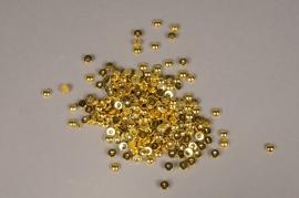 A036PM Seau 1.5kg de perles de pluie or