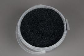 Seau 2.5L de gravier noir