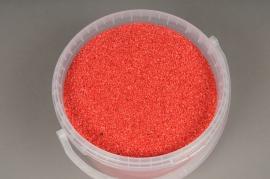 A106SK Seau 2.5L de gravier rouge