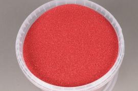 A350SK Seau 2.5L de sable rouge carmin