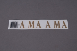 A038K4 Set  A MA 33mm