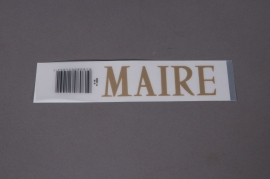 Set  MAIRE 33mm