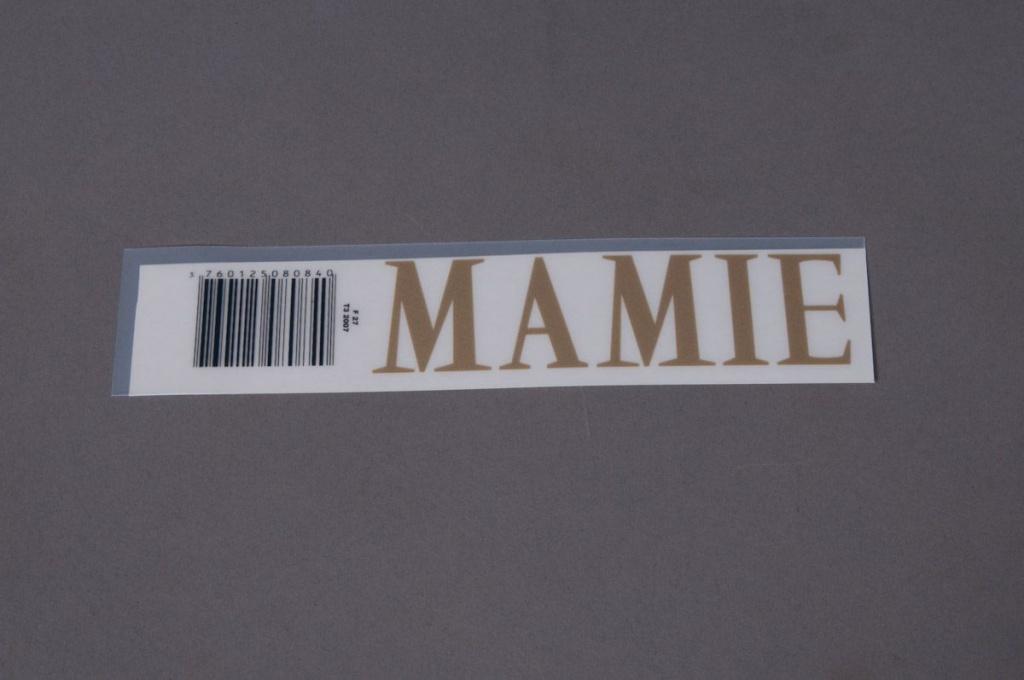 Set  MAMIE 33mm