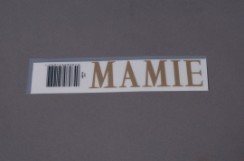 Pochette MAMIE 33mm
