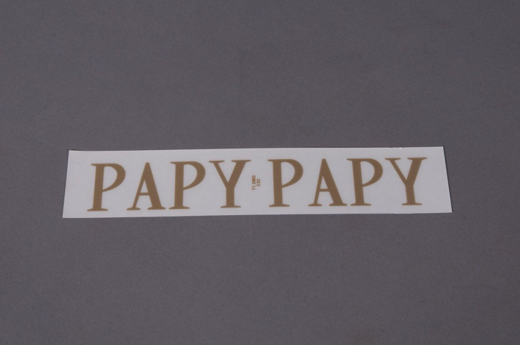 Set  PAPY 33mm