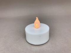 A009A1 Set de 24 bougies LED chauffe-plat