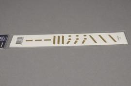 A102K4 Set punctuation 33mm