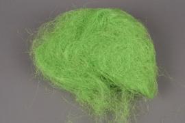 r873ab Moss light green sisal 500g