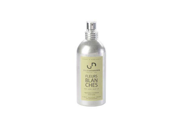 Spray d'ambiance FLEURS BLANCHES 120ml