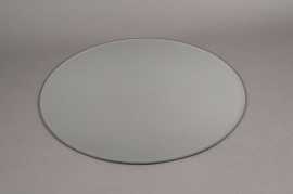 A012PM Support de bougie miroir D40cm