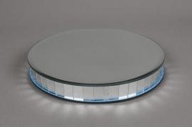 A025Q5 Support miroir D20cm H3cm