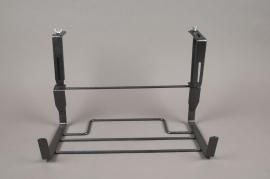 A011SF Support réglable pour balconnière 37x19cm H24cm
