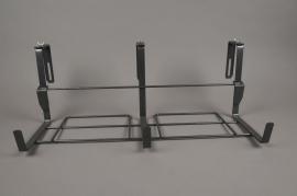 A012SF Support réglable pour balconnière 60x19cm H23cm