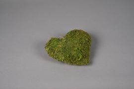 SV21U7 Natural moss heart D16cm