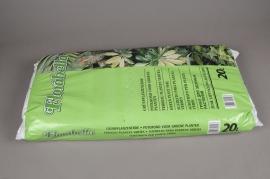 A007YE Terreau pour plantes vertes 20L