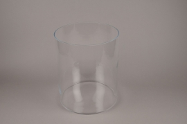 B402W3 Glass vase D30cm H36cm