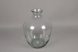 A029R4 Glass vase D33cm H48cm