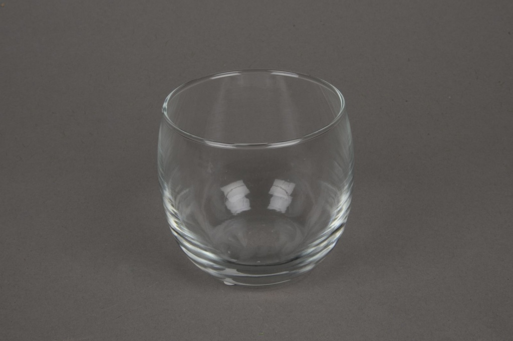 verrine boule en verre d8cm h8cm. Black Bedroom Furniture Sets. Home Design Ideas