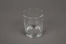 A000L2 Verrine en verre D5cm H6.5cm