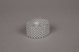 A346MG wedding bracelet silver pearl