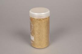 X001QF Glitter gold bottle