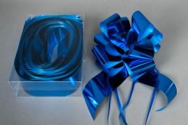 X002ZR Boîte de 20 nœuds auto bleu D70mm