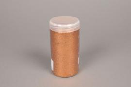 X003QF Glitter copper bottle 250gr