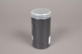 X004QF Glitter black bottle 250gr