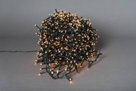 X008B1 Guirlande 2000 LED ambre 40m