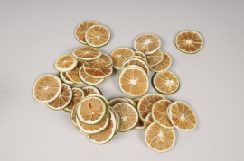 x011lw Dried green orange slices 500g