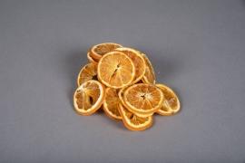 x012lw Dried orange slices 500g