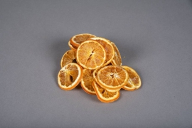 x012lw Tranches d'orange séchés 500g