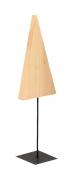 X013ZV Sapin en bois naturel H120cm