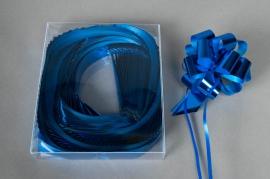 X014ZR Boîte de 30 nœuds auto bleus L30mm
