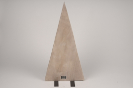 X015ZV Natural wooden Christmas tree D30cm H60cm