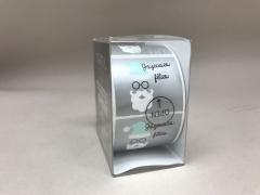 X019QX Boîte de 500 étiquettes Joyeuses fêtes