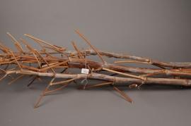 x032gs Botte de 5 branches de freola naturel H200cm