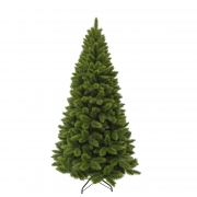 X073DQ Artificial green Christmas tree H230cm