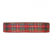 X089UN Multicolor Scottish ribbon 25mm x 45m