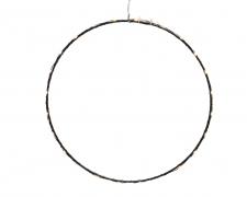 X112KI Cercle LED blanc chaud D75cm