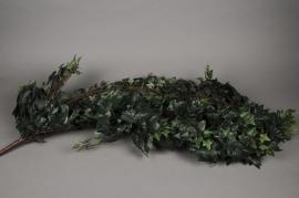 x114wh Chute de lierre artificiel vert